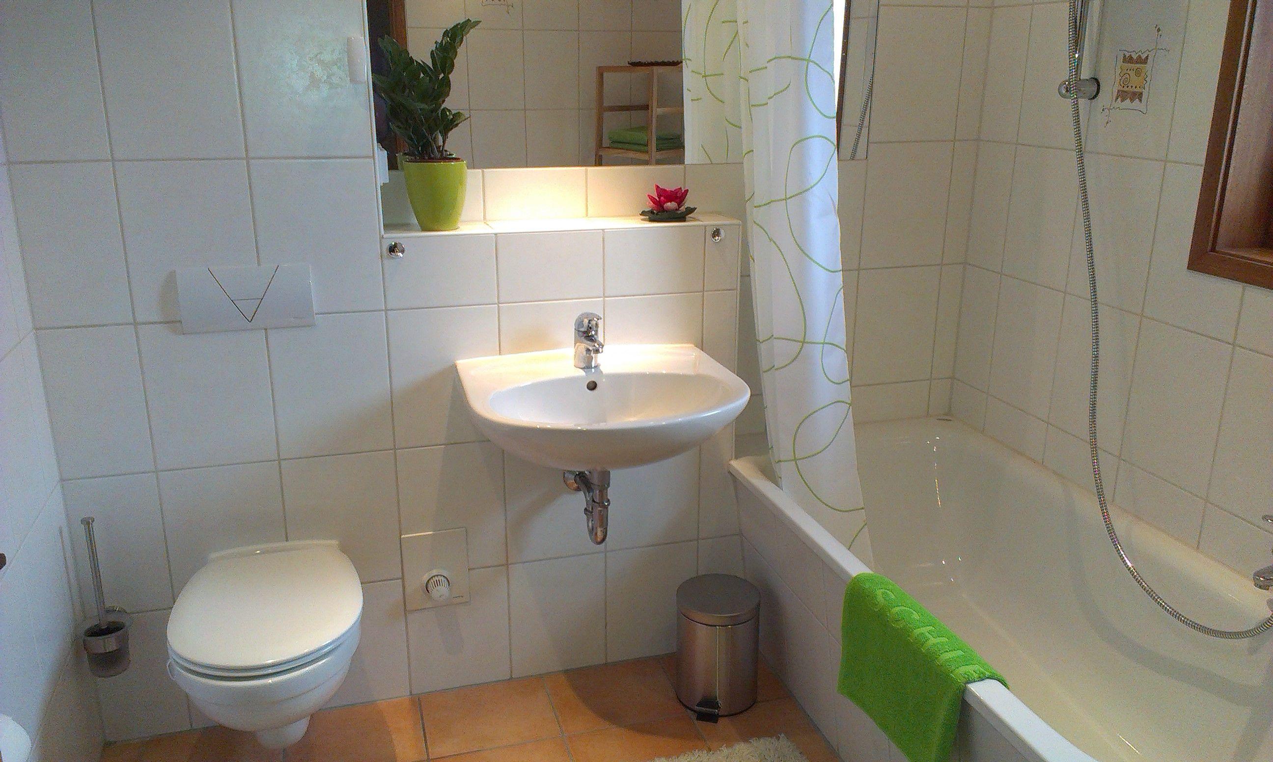 EG: Dusch-Bad mit Wanne