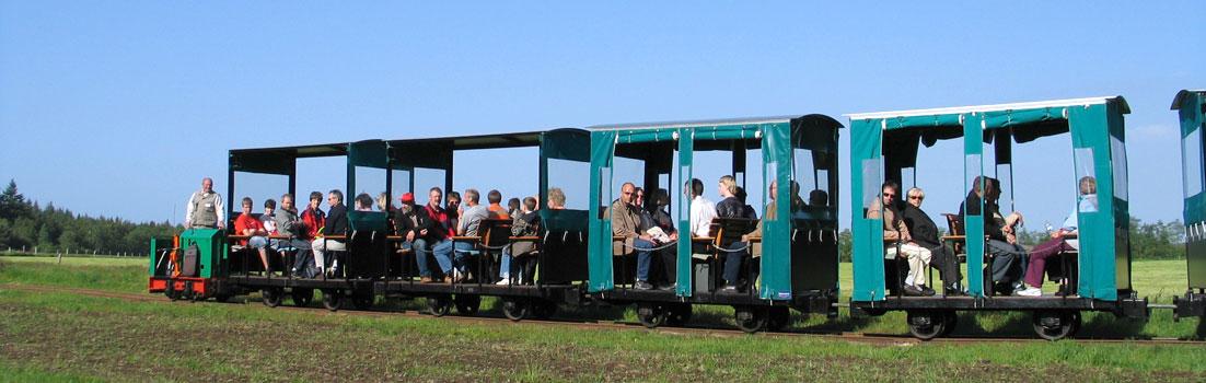 Moorbahn im Ahlenmoor